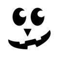 Jack-O-Lantern Face 24