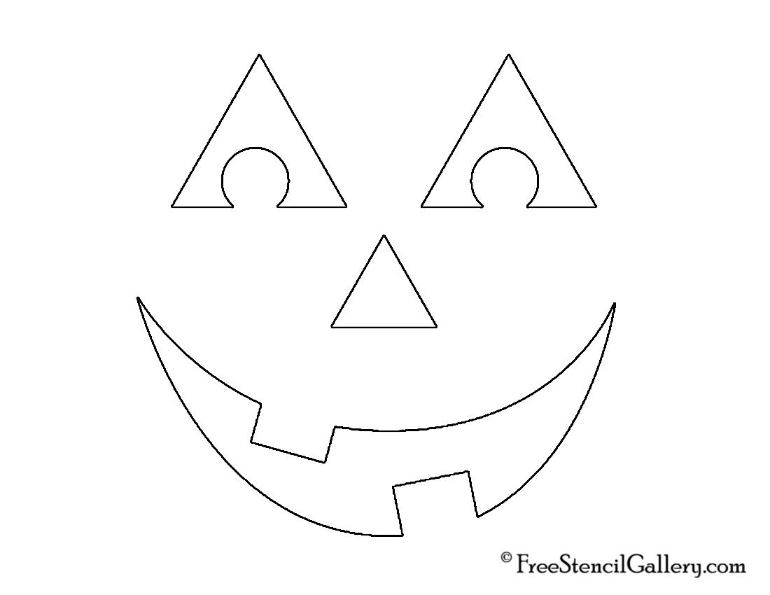 Jack-O-Lantern Face 26