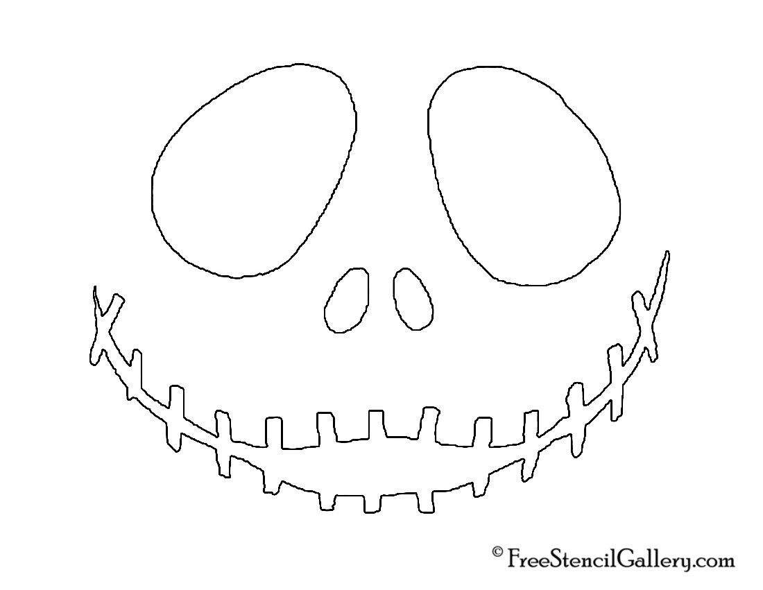 Jack Skellingto... Jack And Sally Pumpkin Carving Patterns