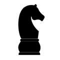 Chess Piece - Knight Stencil