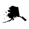 Alaska Stencil