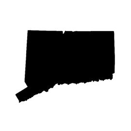 Connecticut Stencil