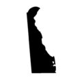 Delaware Stencil