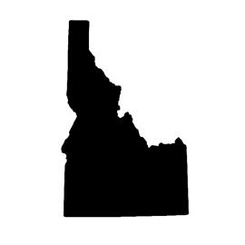 Idaho Stencil | Free Stencil Gallery