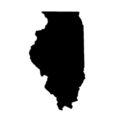 Illinois Stencil