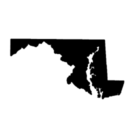 Maryland Stencil