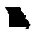 Missouri Stencil