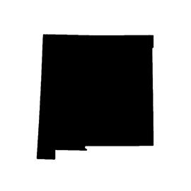 New Mexico Stencil