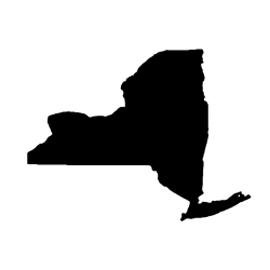 New York Stencil