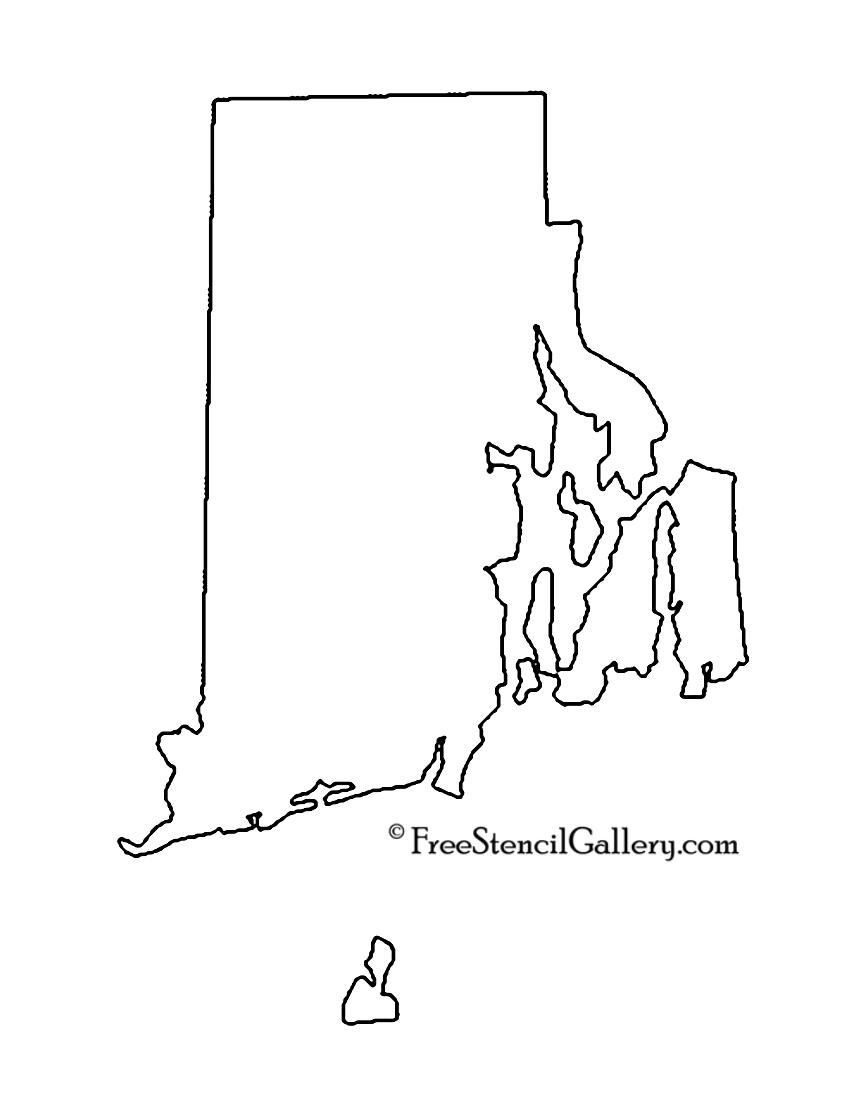 Geographay Of Rhode Island