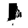Rhode Island Stencil