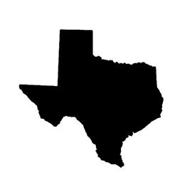 Texas Stencil