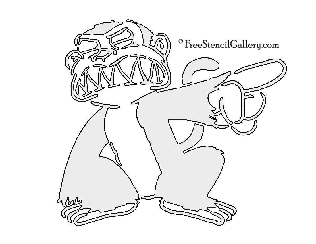 Family Guy Monkey