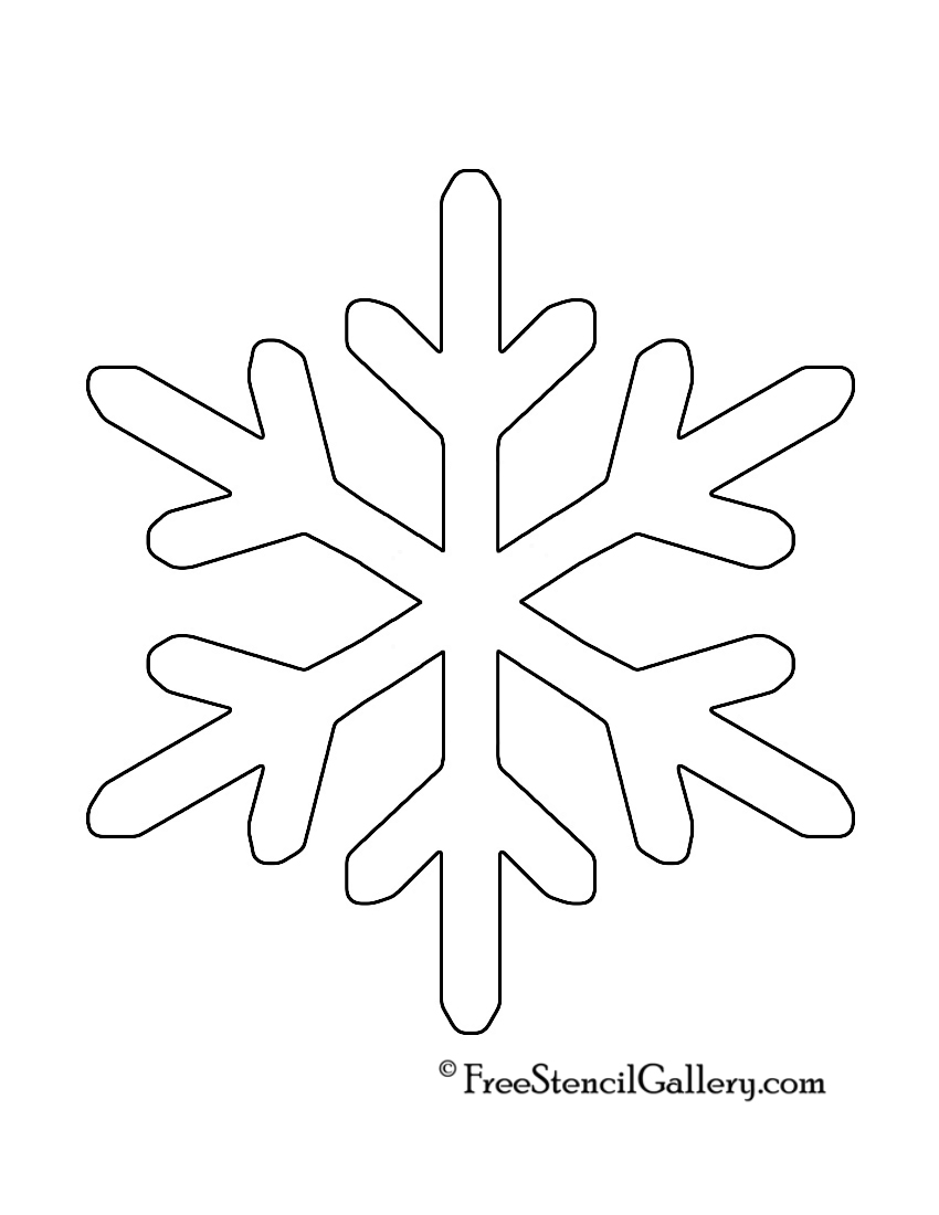 It is an image of Wild Snowflake Patterns Printable