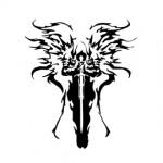Diablo - Tyrael Stencil