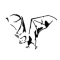 Bat Stencil