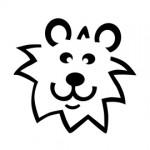 Lion Stencil 02