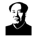 Mao Zedong Stencil