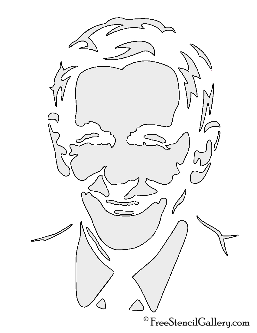Ron Paul Stencil 02