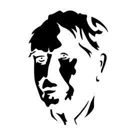 Thomas edison stencil free stencil gallery for Thomas pumpkin template