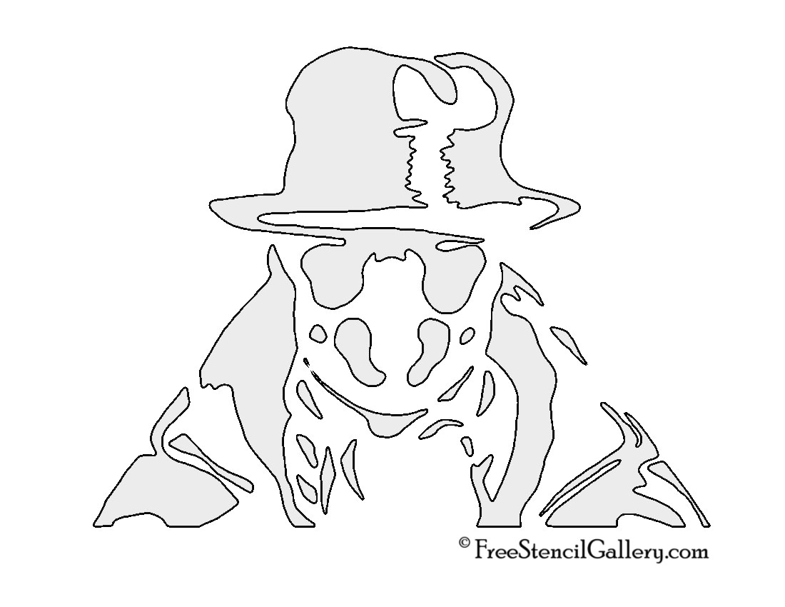 Watchmen - Rorschach Stencil