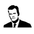 Chris Hansen Stencil