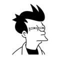 Futurama - Fry Stencil