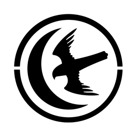 Game of Thrones - House Arryn Sigil Stencil