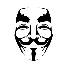 Anonymous Guy Fawkes Mask Stencil Free Stencil Gallery