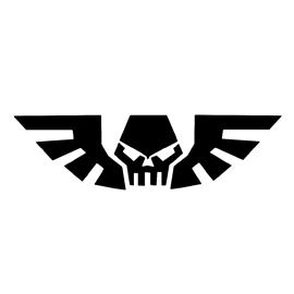 Warhammer 40k - Imperialis Symbol Stencil