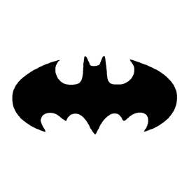 batman symbol stencil free stencil gallery rh freestencilgallery com batman logo template graphics batman logo template vector