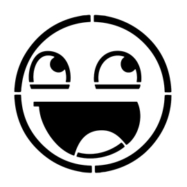 Awesome face stencil free stencil gallery voltagebd Image collections