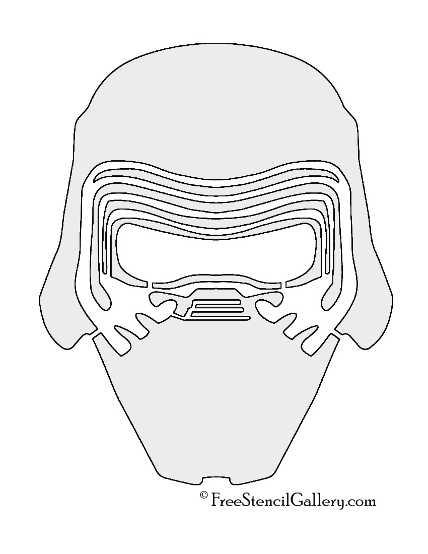 Coloring Pages Kylo Ren : Colouring pages kylo ren best of star wars free coloring