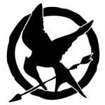 Hunger Games Symbol Stencil