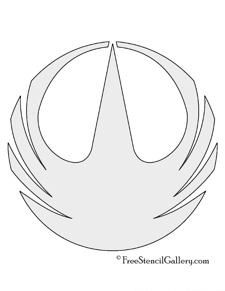 Star wars rogue one symbol stencil free stencil gallery star wars rogue one symbol stencil biocorpaavc Images