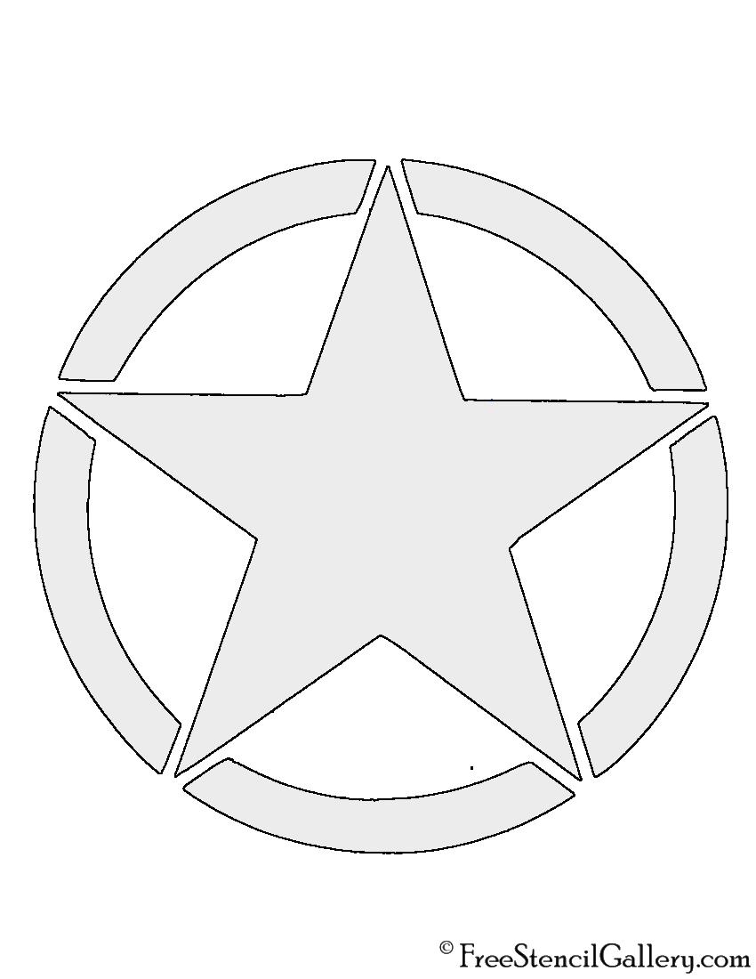 Army star logo stencil free stencil gallery army star logo stencil biocorpaavc