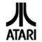 Atari Logo Stencil