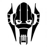 General Grievous Stencil