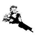 Halo Masterchief Stencil