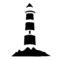 Lighthouse Stencil