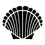 Seashell 01 Stencil