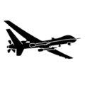 Drone Stencil