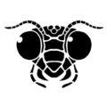 Mantis Stencil