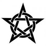 Pentagram Stencil