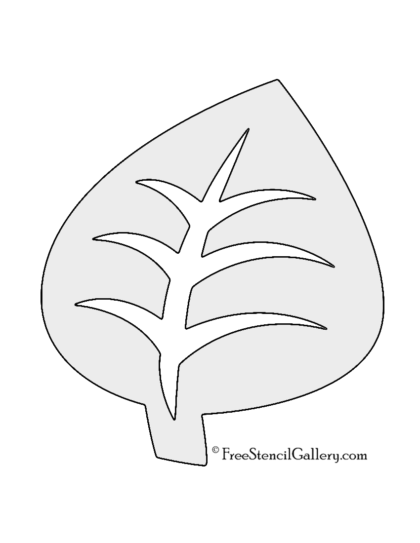 pokemon grass type symbol stencil free stencil gallery