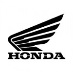 Honda Motorcycles Logo Stencil