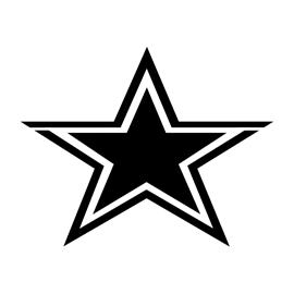 Nfl Dallas Cowboys Stencil Free Stencil Gallery