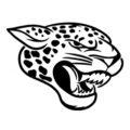 NFL Jacksonville Jaguars Stencil