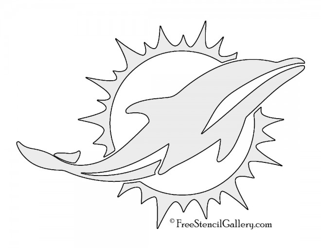 miami dolphins coloring pages photo21