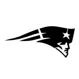 nfl new england patriots logo stencil | free stencil gallery